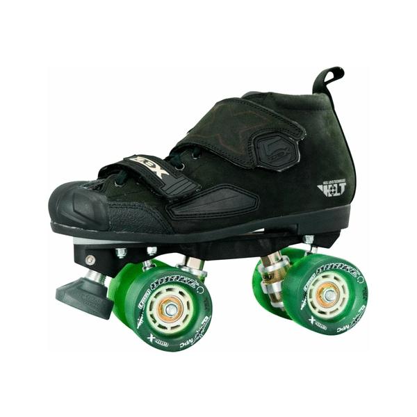 Neon Roller Skate